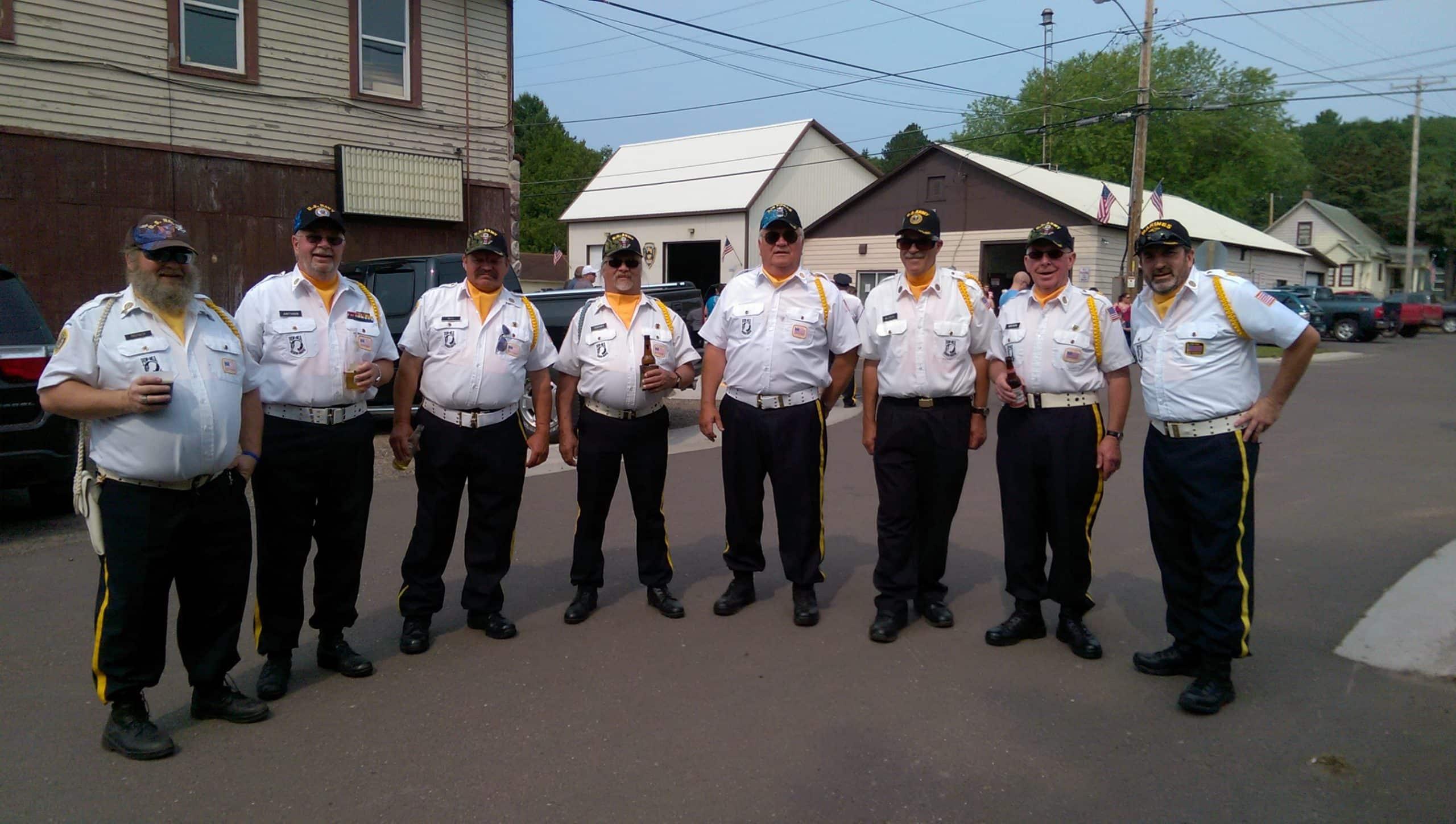 American Legion Post 90 Veterans